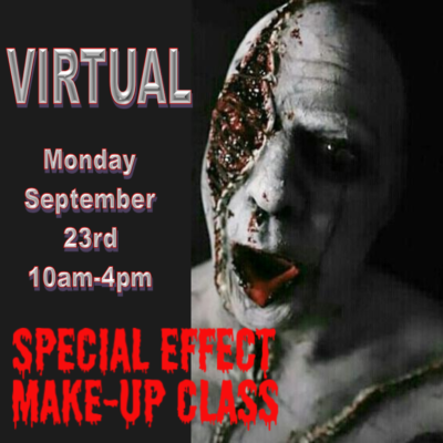 special effects virtual class 9/23