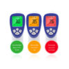 No-Contact Infrared Thermometer Features